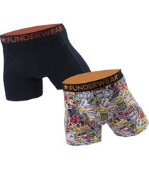 2 pak heren boxer funderwear 76029-xl