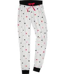 pantaloni pigiama (bianco) - bpc bonprix collection