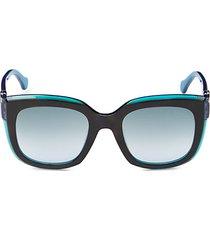 51mm square sunglasses