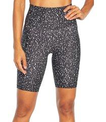marika women's brenda bermuda shorts - balsam green - size xl