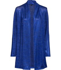 cardigan in jersey (blu) - bodyflirt