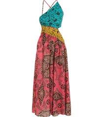lulu asymmetric dress