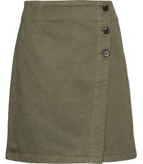 raphaelle skirt kort kjol grön morris lady