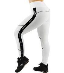 calça legging fuseau elástico lateral personalizado