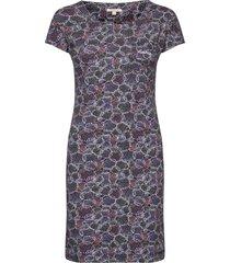 barbour seaford dress kort klänning multi/mönstrad barbour