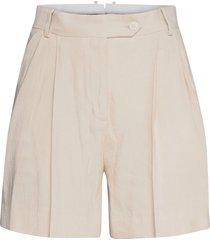 d2. stretch linen shorts shorts chino shorts beige gant
