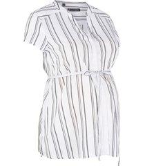 camicetta prémaman / da allattamento (bianco) - bpc bonprix collection