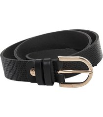 cinturón 628 negro bosi