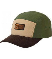 gorro runner canvas bitn olive green gnomo