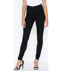 noisy may nmcallie hw skinny jeans vi023bl n jeans