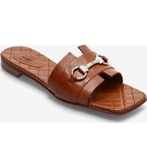 sandals 2702 shoes summer shoes flat sandals brun billi bi