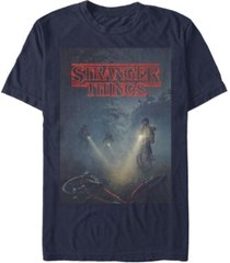 fifth sun men's stranger things search party poster short sleeve t-shirt