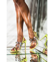 akira fancy you stiletto sandal