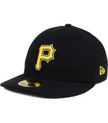 new era pittsburgh pirates low profile ac performance 59fifty cap