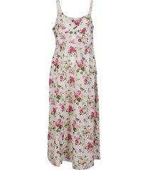 multicolor cotton sabina dress