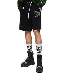 short k rob shorts negro diesel