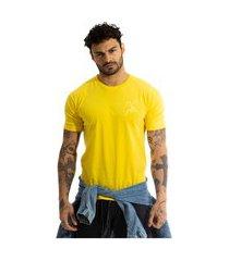 camiseta arimlap mountains amarelo