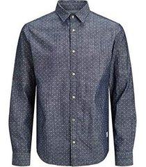 overhemd lange mouw jack jones 30classic 12177780