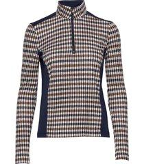 jade t-shirts & tops long-sleeved multi/patroon baum und pferdgarten