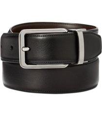 perry ellis men's annable reversible leather dress belt