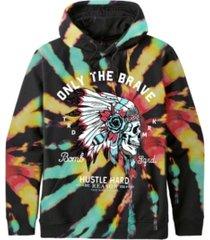 reason t1-90 black flare hoodie
