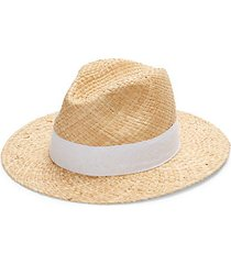 raffia panama hat