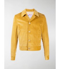 marni corduroy fitted jacket