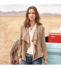 willow suede jacket