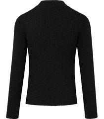 trui met lange mouwen van uta raasch zwart
