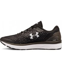 tenis negro under armour charged bandit 4 3020401-001