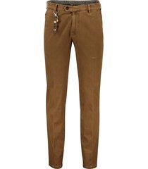 katoenen pantalon meyer bruin sleutelhanger