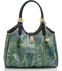 brahmin celia green viper mackay satchel