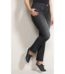 jeans miamoda grey