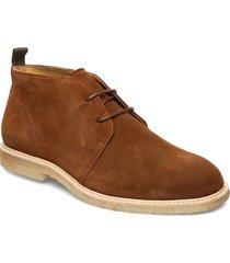 org.64 desert boots snörskor brun the original playboy