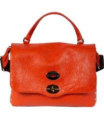 zanellato postina small shoulder bag