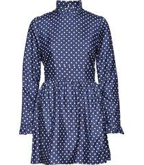 adyn korte jurk blauw baum und pferdgarten