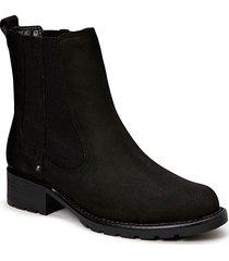 orinoco club shoes chelsea boots svart clarks