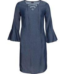 tunikaklänning med snörning