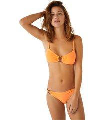 top bikini con tiras y copas removibles multicolor women secret 5985404 copa-b6495