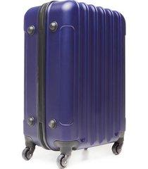maleta viaje grande azul color azul, talla uni