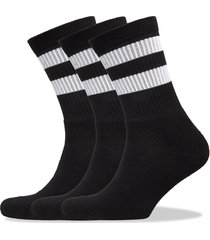 resteröds tennis socks 3-pack underwear socks regular socks svart resteröds