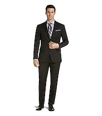 traveler collection slim fit men's suit - big & tall by jos. a. bank