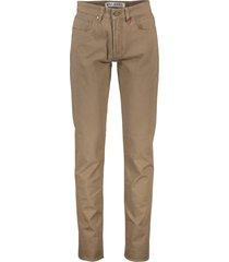 mac jeans bruin 5-pocket arne pipe