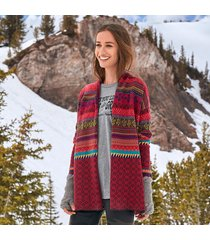 anatolia cardigan sweater