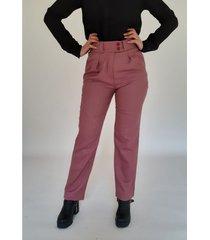 pantalón rosa brooksfield jaques