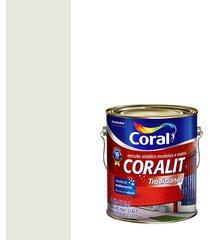 esmalte sintético acetinado coralit gelo 3,6l - coral - coral