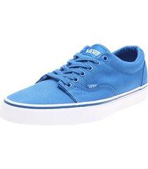 tennis zapatilla hombre vans  frvn-0nlh7z610- azul claro