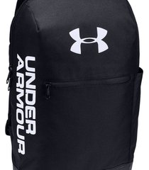 mochila negra under armour patterson backpack