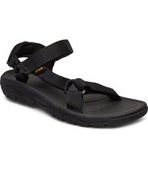 m hurricane xlt 2 shoes summer shoes sandals svart teva