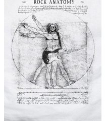 t-shirt rocky anatomy reserva branco - branco - masculino - dafiti